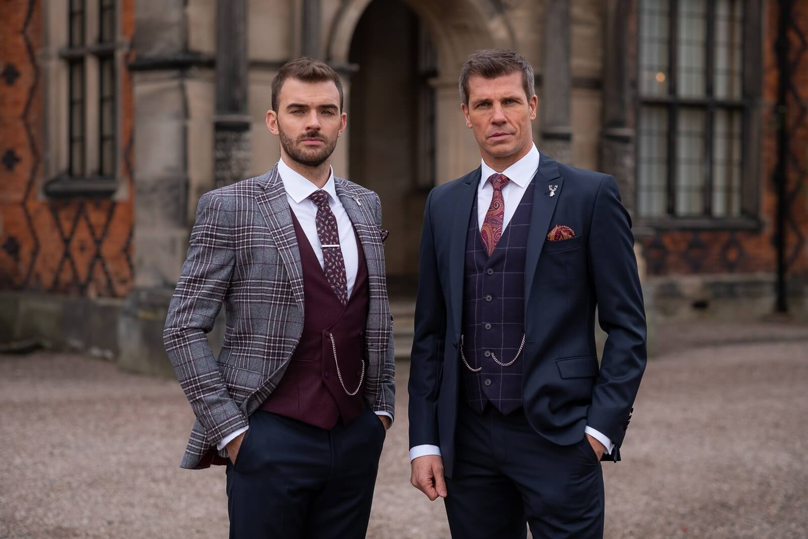 Wedding Trends 2019 - Tweed Suits for Weddings Whitfield