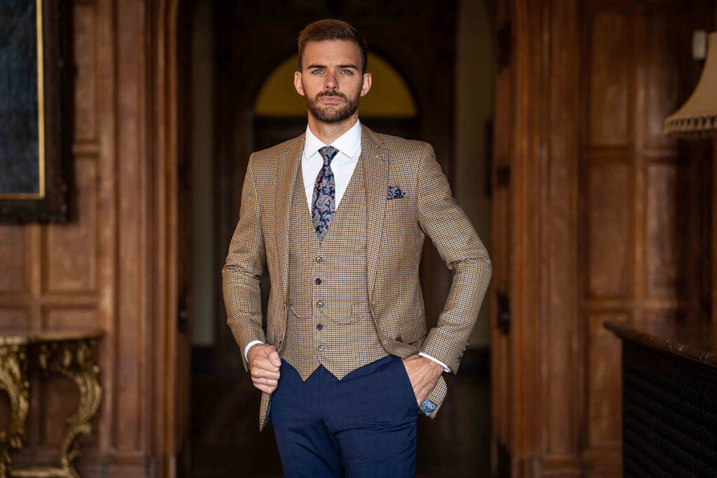 Tweed Suits from Whitfield and Ward